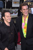 Rob Schneider and Robert Davi — Stock Photo