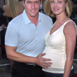 Stockfoto: D.B. Sweeney and wife