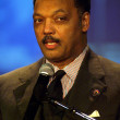 Rev. Jesse Jackson — Stock Photo