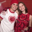 Chyler Leigh and Nathan West - Stock Photo