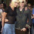 Stock Photo: Jennifer Sky and Alex Band