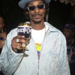 Snoop Doggy Dogg — Stock Photo