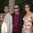 Постер, плакат: Laurence Fishburne son Langston daughter Montana Gina Torres