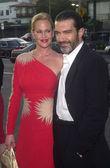 Antonio Banderas and Melanie Griffith — Stock Photo