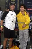 David Chokachi and Jose Solano — Stock Photo