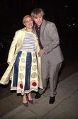 巴兹鲁尔曼和妻子凯瑟琳马丁 — 图库照片