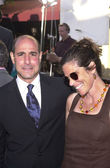 Stanley Tucci and wife Kate — Stock Photo
