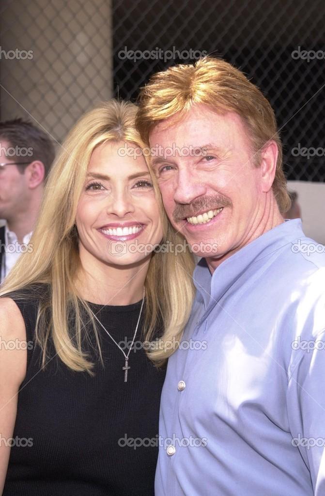 Chuck Norris Wife Gena...