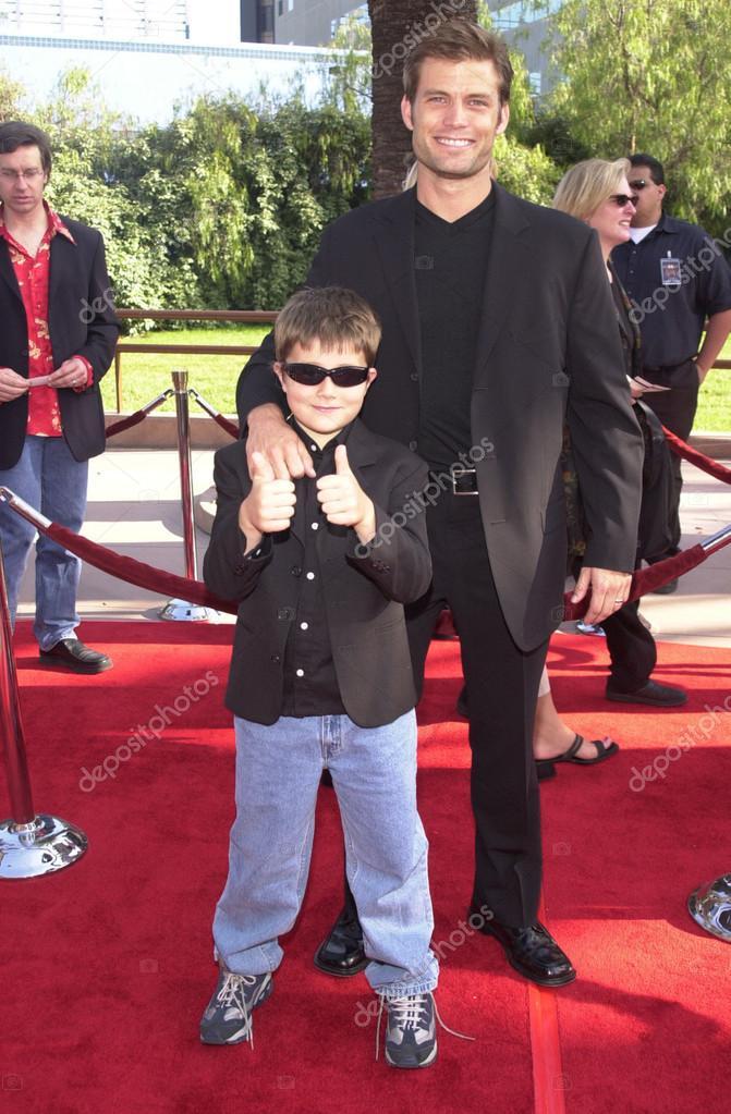 Casper Van Dien and son Beau – Stock Editorial Photo © s ...