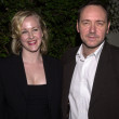 Foto de Stock  : Kevin Spacey and Katie Finneran