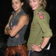 Постер, плакат: Michelle Rodriguez and Milla Jovovich
