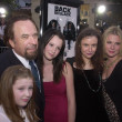 Stock Photo: Rip Torn and family