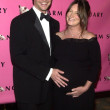 Stock Photo: Noah Wyle and wife Tracy