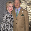 Stock Photo: Michael York and wife Pat