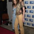 China Chow and Shalom Harlow - Stock Photo