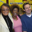 Robert Evans, YolandRoss and Jeff Danna — Foto de stock #17939437