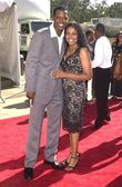 Flex Alexander and wife — Stock Photo