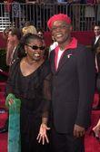 Samuel L. Jackson and wife Latonya — Stockfoto