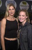 Gabrielle Reece and Katherine Heigl — Stock Photo