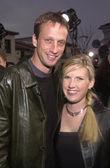 Tony Hawk and wife — Stock Photo