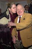 Mickey Rooney and January Chamberlin — Stockfoto