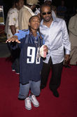 Lil Bow Wow and Jermaine Dupri — Stock Photo