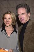 Annette Bening and Warren Beatty — Stock Photo