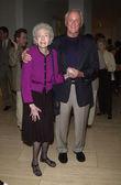 Samuel Goldwyn Jr and sister RuthAnn — Stock Photo