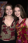 Amber Benson and Michelle Trachtenberg — Stock Photo