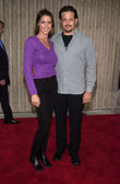 Shannon Elizabeth and Joe Reitman — Stockfoto