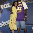Kobe Bryant and wife — Foto Stock #17940927
