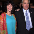 Stock Photo: Jay Leno and wife Mavis
