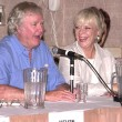 Постер, плакат: James Best and Anne Francis who co starred in the TZ episode Jess Belle