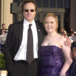 Stok fotoğraf: Bradley Whitford and friend