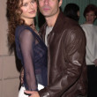 Eric McCormack and Debra Messing — Stock Photo