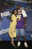 Kobe Bryant and wife — Stock Photo