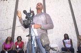 Montel Williams — Stok fotoğraf