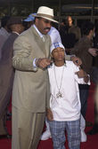 Steve Harvey and Lil Bow Wow — Stock Photo