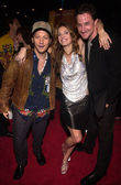 Rob Schneider, Tracy Kay Wolfe and Jeff Wolfe — Stock Photo