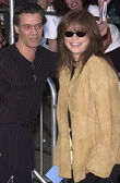 Eddie Van Halen and Valerie Bertinelli — Stock Photo