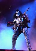 Gene Simmons — Stock Photo
