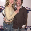 Stock Photo: David Faustino and date Andrea