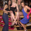 Dee, Nina Hartley, Keri Windsor and Alexandra Silk - Stock Photo