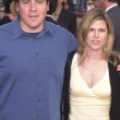 Stock Photo: Jon Favreau and wife Joya