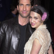 Постер, плакат: Dylan McDermott and wife Shiva