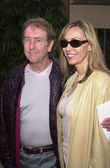 Eric Idle and wife Tania — Stock Photo