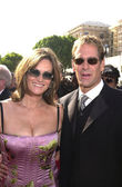 Chelsea Field and Scott Bakula — Stock Photo