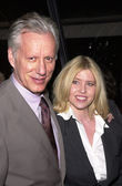 James Woods and date — Stock Photo