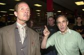 Clive Kennedy and Lloyd Kaufman — Stock Photo
