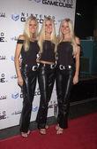 The dahm triplets — Stock Photo